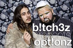 In which Humboldt Park's newest gallery, TEMPLE HEAD, announces itself with a party by the B!tch3z Drinking Project.... http://glitterguts.com/photobooth/btch3z-presents-optonz
