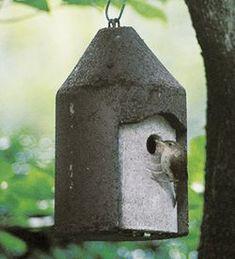 Schwegler Birdhouses - advertised as lasting ~20 years