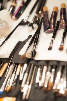 Backstage beauty essentials and looks from the BCBG MAX AZRIA Fall 2013 show. #Sephora #NYFW #BCBGMAXAZRIA @Barbara Griffin MAX AZRIA