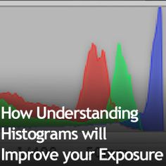 How Understanding Histograms will Improve your Exposure