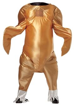 Costume wholesaler Rasta Imposta has created Gobbler the Turkey, a full body costume that makes you look like a headless roasted turkey, complete with