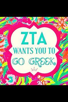 Go Greek & Rush zeta. Mississippi state zeta tau alpha