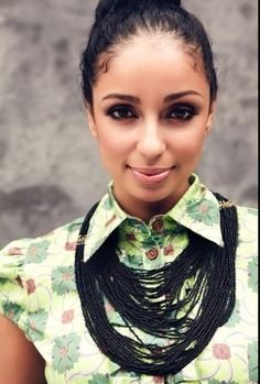 lovemyacom: Mýa for Koshie O. *I can't remember her music. She was named after Maya Angelou.