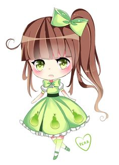AT: Pear by cherriluu.deviantart.com on @deviantART
