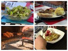 Hier is al vanaand se Kom Ons Braai: familie en vriende-resepte! Allrecipes, Guacamole, Feta, Dinner, Ethnic Recipes, Dining, Food Dinners