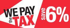Shopko Tax Free Shopping!!