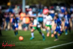 A blurred image in your eyes is a clear one in mine #FootballArtByLoopii #Photosbyloopii