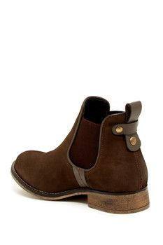Free shipping and returns on Steve Madden \'Graaham\' Chelsea Boot ...