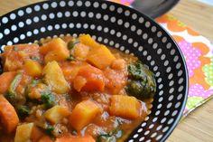 Ragout de légumes #végétarien