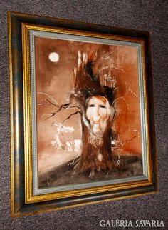 Szász Endre Hungary, Frame, Painting, Art, Home Decor, Art Background, Decoration Home, Frames, Painting Art