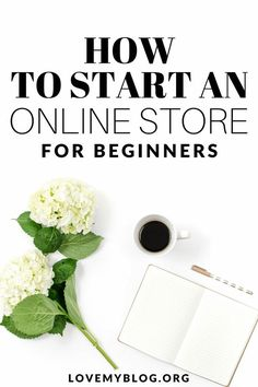 how to start an online shopify store for beginners