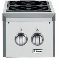 GE Monogram Outdoor Dual Burner Cooktop Stainless