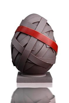 Oriol Balaguer Chocolate Egg designs 2012 Easter - Barcelona, Catalonia