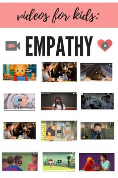 Social Skills 79798224632113951 - Videos about empathy for kids. Raising kids to be global citizens and changemakers, leaders of kindness. One of the most important skills we need to help them develop is empathy. Source by kidworldcitizen Social Skills Lessons, Teaching Social Skills, Social Emotional Learning, Life Skills, Coping Skills, Social Skills For Kids, Literacy Skills, Teaching Ideas, Counseling Activities