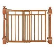 Baby Gate Stairs Banister Kit In 2019 Banister Baby Gate Baby Gates Baby Gate For