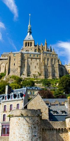 Ancora Mont St. Michel (cheppalle), France. Can't wait to see this! Soon, soon, soon