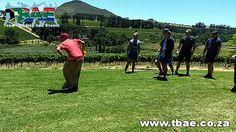 Pragma Boeresports team building event in Stellenbosch, facilitated and coordinated by TBAE Team Building and Events Team Building Events, Team Building Activities, Team Building Exercises, Cape Town, Games, Sports, Hs Sports, Excercise, Gaming