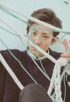"[SCAN] #EXO #CHANYEOL  - "" Universe"" Album."