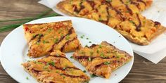 Keto BBQ Chicken Pizza (Dairy Free Crust)
