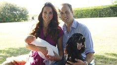 Prince William and Kate Middleton Release Prince George Baby Photos | ETonline.com