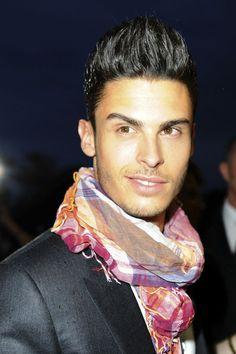 Baptiste Giabiconi Photos - Chanel Haute Couture show