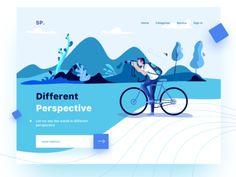 Web header illustration by Sudhan Gowtham | Dribbble | Dribbble