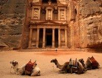 Jordania - The Treasury at Patra