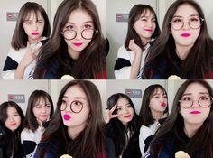Kpop Girl Groups, Korean Girl Groups, Kpop Girls, Extended Play, Jung Chaeyeon, Choi Yoojung, Miss You Guys, Kim Sejeong, Jeon Somi