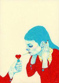 Ilustración. Illustration - Natalie Foss