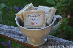 Snowflake Atelier Mandelmilch Seife