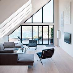 Cream and light oak floor living room | housetohome.co.uk | Mobile