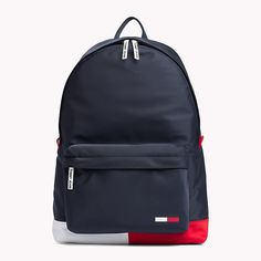 Image for Classic Tommy Jeans-rugzak from TommyNL Mochila Tommy, Mochila Adidas, Tommy Hilfiger Outfit, Tommy Hilfiger Bags, Tommy Hilfiger Women, Gucci Handbags, Purses And Handbags, Types Of Handbags, Cute Backpacks