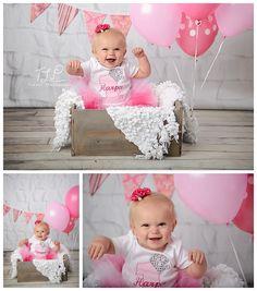 Birthday Girl #albanycakesmashphotography #cakesmash www.tuleafphotography.com