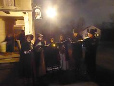 Candlelight Evening in Old Bethpage Village Restoration Warms the Heart, Soothes the Soul – Going Places, Far & Near