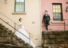 An Iconic Sydney Pre-Wedding Shoot by Origami Creatives