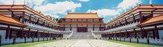 O Templo - Templo Zu Lai Cotia - SP