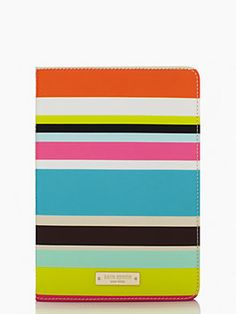 Kate Spade Beach Strip Ipad Mini Case