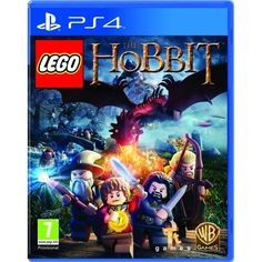 Lego The Hobbit Game PS4 | http://gamesactions.com shares #new #latest #videogames #games for #pc #psp #ps3 #wii #xbox #nintendo #3ds
