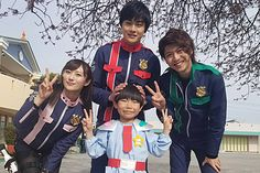 Go Busters, Kamen Rider, Raiders, Drama, Japanese, Film, Google Drive, Movies, Movie