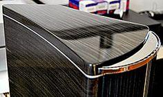 Audiophile Music, Hifi Audio, Audio Design, Loudspeaker, Speakers, Golf Clubs, Detail, Grey, Gray