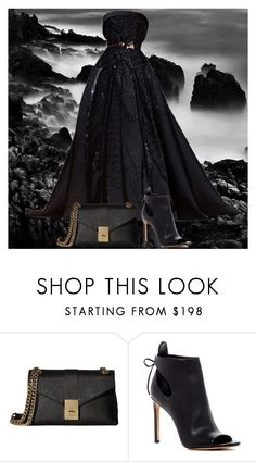 """""""Dark Beauty"""" by sindhuja-coolgirl ❤ liked on Polyvore featuring Zuhair Murad, Calvin Klein, Vince, polyvorecommunity, polyvoreeditorial, polyvorefashion and polyvoreset"""