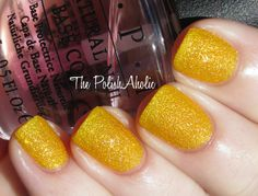 OPI Brazil Collection Beach Sandies Mini Set Swatches