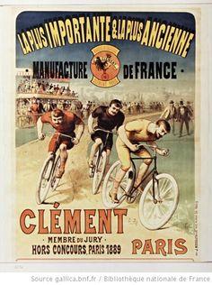 La Plus importante et la plus ancienne manufacture de France Clément...