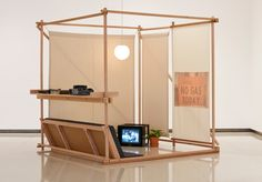 Presented in conjunction with the exhibition Hippie Modernism, the ongoing…