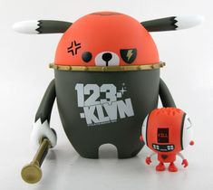 123 klan toys