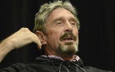 John McAfee kendi isminin kullanım hakkı için Intel'e dava açtı  http://www.teknoblog.com/john-mcafee-intel-dava-132074/