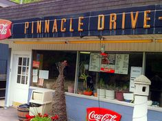 Pinnacle Drive-In, Pineville, WV...if you havent ate here youre missing out!!