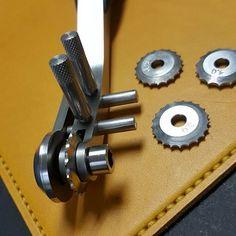 Stitching and overstitching #leathercraft #leathertools #crimsonhides #leathertool #madeinsg #madeinsgp #madeinsingapore #doldokki #doldokkitools #handcrafted #handstitched #crimsontools #saddlestitch #handcrafted #handmade #menucover #menu