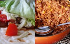 Beef tacos become Tex-Mex rice with beef and beans: two kid-friendly dinners in one from Foodlets.com