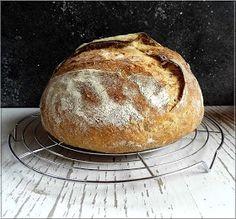 Nagyon sok kérést kapok a kovásszal, a kovászos kenyerekkel kapcsolatban, ezért most lépésről-lépésre megmutatom, hogy én hogyan készí... Recipe Mix, Bread Baking, Sandwiches, Bakery, Healthy Recipes, Cooking, Food, Breads, Loaf Bread Recipe